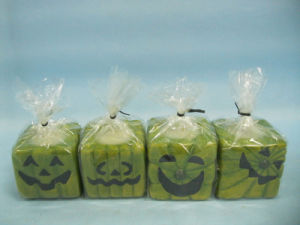 Halloween Candle Shape Ceramic Crafts (LOE2372-D5z) pictures & photos