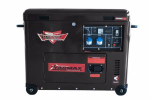 Yarmax Manufacturer! Hot Sale! Top Sale Electric Start Silent Diesel Generator 5kVA pictures & photos