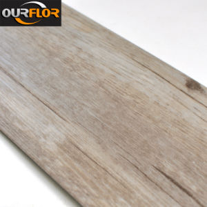 Excellent Stain Resistance PVC Vinyl Flooring Planks (LS155-2) pictures & photos