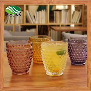 450ml Colorful Drinking Glass Cups pictures & photos