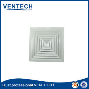 Square Ceiling Air Diffuser, HVAC Air Diffuser, Air Terminal for Air Conditioning (SCD-VA) pictures & photos