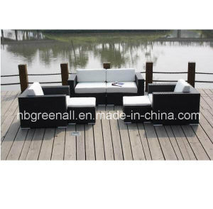 Outdoor Rattan/Wicker Sofa for Garden Furniture pictures & photos