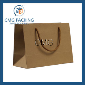 Paper Printed Logo Shopping Bag pictures & photos