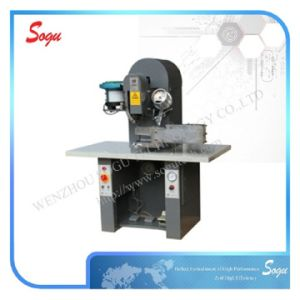 Automatic Upper & Lower Riveting Shoe Machine pictures & photos