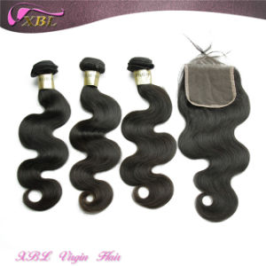 Fast Delivery 24 Hours Virgin Peruvian Human Hair Extensions pictures & photos