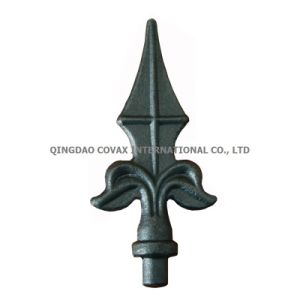 Metal Door Spearhead MJ. 052.3 Wrought Iron Fence Gate Spear pictures & photos