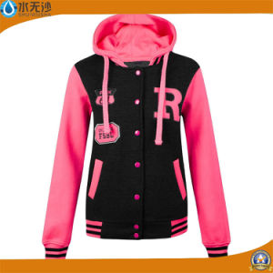 2017 Factory Sweatshirt Coat Women Hoodie Warm Hoody pictures & photos