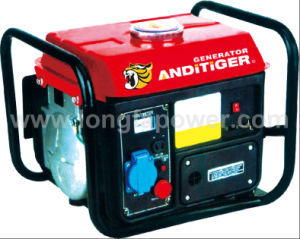 Taizhou China Generator 0.6kVA, 0.65kVA Small Gasoline Generator for Home pictures & photos