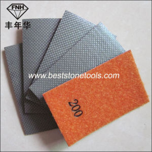 Es-1 Diamond Strip Paper for Stone Polishing pictures & photos