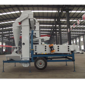 Sunflower Seed Cleaning Machine / Oil Bean Destoner Machine pictures & photos