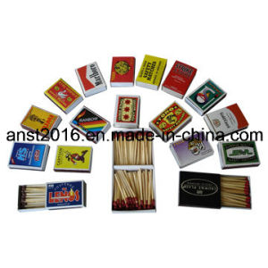 Household Safety Matches Wooden Matches