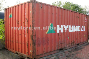 New or Used Shipping Dry Container for Sale ISO 20gp pictures & photos