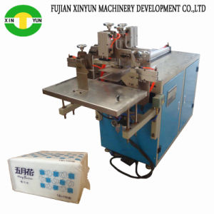 Low Price Semi Automaic Napkin Packing Machine China pictures & photos