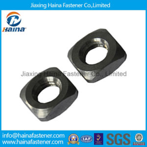 Stainless Steel Square Nuts, Square Nut pictures & photos