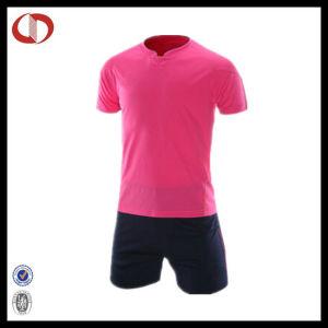 Cheap Soccer Football Uniform Sets Wholesale pictures & photos