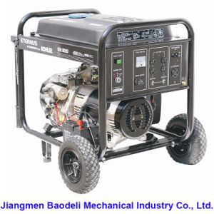 Kipor Type Gasoline Generator for Camping (BK6500) pictures & photos