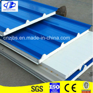 Building Materials Insulated Decorative EPS Sandwich Partition Wall Panel pictures & photos