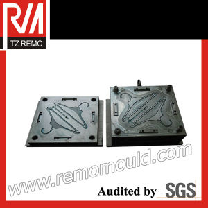 Good Quality Plastic Hanger Mould pictures & photos