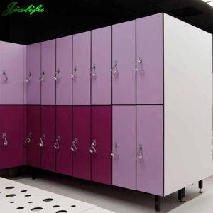 Jialifu Changing Room Storage Laminate Locker pictures & photos