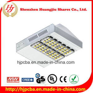 60W 100W LED Outdoor Street Light with 5 Years Warranty