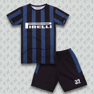 Wholesale Sublimation Kid Soccer Jersey
