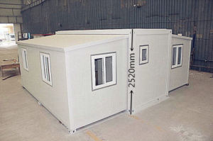 Modular Granny House Made by Light Steel Frame pictures & photos