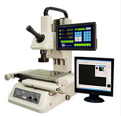 "Economical Measuring Microscope mm-4030 with 1/3"" Color CCD Camera pictures & photos"