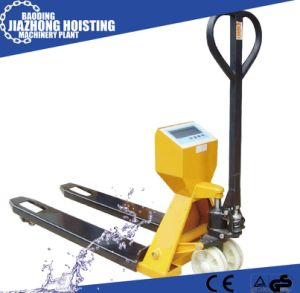 Huaxin Hand Pallet Truck Manual Pallet Truck pictures & photos