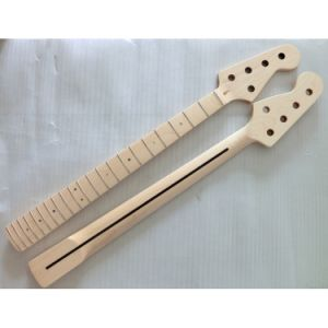 21 Fret Bass Neck Canadian Maple 5 String Bass Necks pictures & photos