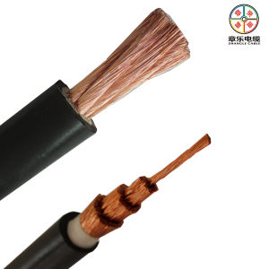 Stranded Copper Rubber Cable, Flexible Rubber Cable. pictures & photos