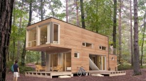 Beautiful Flat Pack Container House for Living pictures & photos