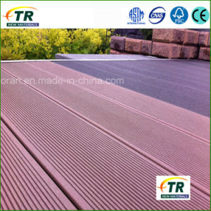 Top Quality Wood Plastic Composite WPC Decking Flooring pictures & photos