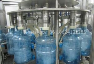 High Efficiency Automatic 5 Gallon Water Filling Machine pictures & photos