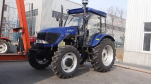 100HP 4WD Chinease Farm Tractor Tractors pictures & photos