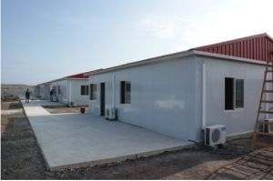 Steel Structure Workshop Prefabricated House/Steel Structure Warehouse/Container House (XGZ-251) pictures & photos