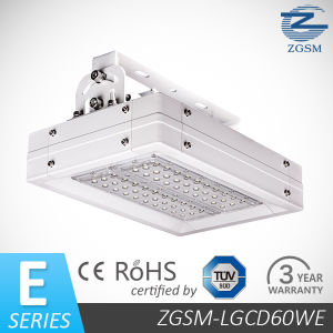 60W IP 66 Energy Saving LED High Bay Light, Low Bay Light (with mealwell driver)