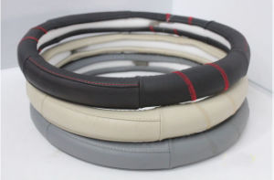 Bt 1244 Genuine Leather Steering Wheel Covers pictures & photos