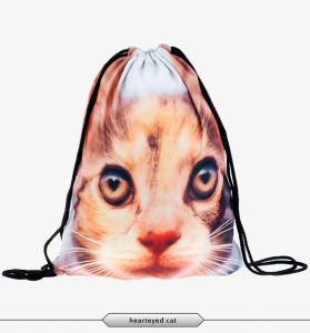 Drawstring Backpack pictures & photos