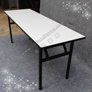 Plywood Folding Table for Hotel Ycf-T01 pictures & photos