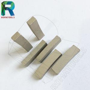 Diamond Segments for Hard Stone Limestone Cutting pictures & photos