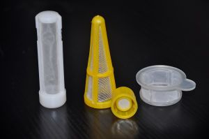Plastic Filter Parts for Water Filtration and Dust Collection pictures & photos