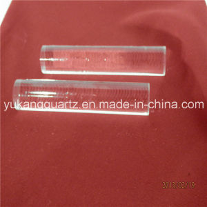 Clear Silica Polished Quartz Rod pictures & photos