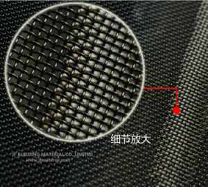 16 Mesh Anti-Theft Window Screen pictures & photos
