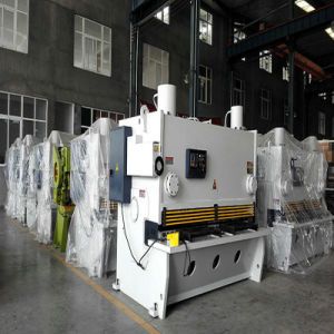 Iron Plate Shearing Machine (QC11y-12/4000) pictures & photos