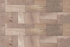 8.3mm HDF E1 AC3 Wood Art Parquet Laminate Flooring pictures & photos