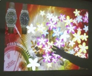 Interactive Projection Wall Display Irw-01