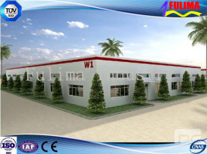 Prefabricated Steel Structure Building for Workshop (FLM-047) pictures & photos