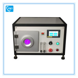Laboratory Optical Glass Wafer Vacuum Plasma Etching Cleaner pictures & photos