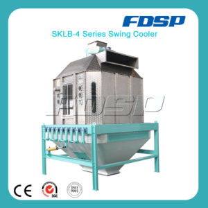 Pneumatic Pushing Flap Type Discharging Pellet Cooler pictures & photos