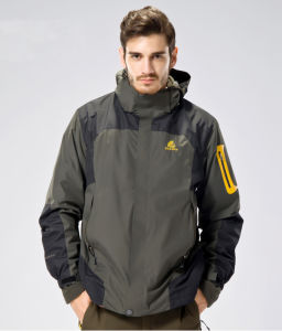 Custom Outdoor Windbreaker Waterproof Jacket